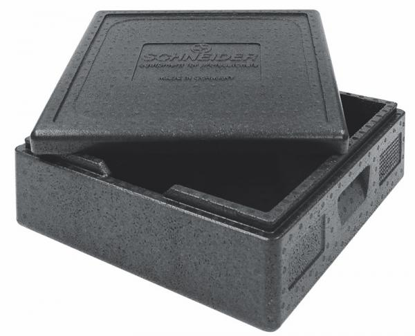 Termoboxy na pizzu 42x42 cm, TOP-BOX PIZZA - SCHNEIDER