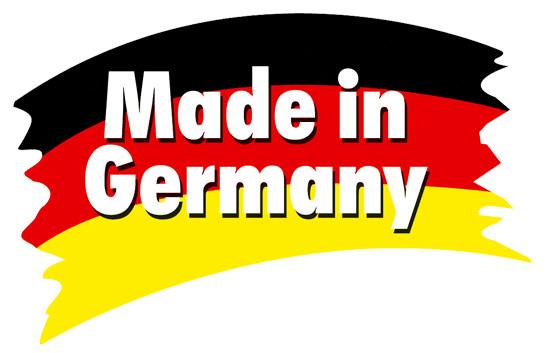 vyrobené v Nemecku